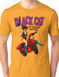 BLACK CAT is BACK T-Shirt