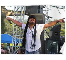 Maxi Priest Victorious Poster