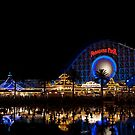 Paradise Pier  by Jessica Fredrikson