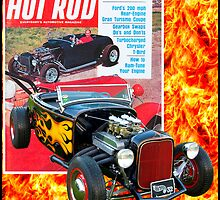 1932 Ford Hot wheels Roadster by Timothy Meissen