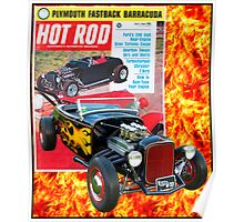 1932 Ford Hot wheels Roadster Poster