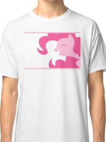 Pinkie Pie silhouette Classic T-Shirt