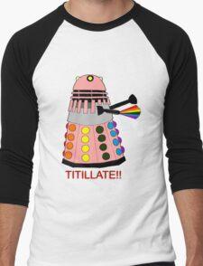 Dalek Pride Men's Baseball ¾ T-Shirt