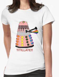 Dalek Pride Womens T-Shirt
