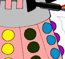 Dalek Pride Sticker