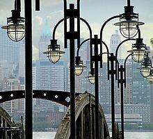 Lamp Posts by Richard Earl