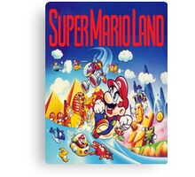 mario land Canvas Print