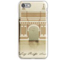 Kew Railway Bridge iPhone Case/Skin