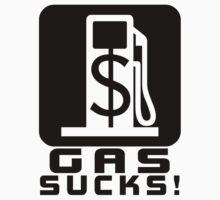 Gas Sucks Kids Clothes