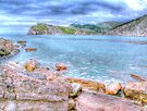 Tranquility - Lulworth Cove - HDR by Colin J Williams Photography