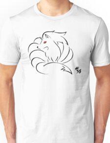 Pokemon 38 Ninetales Unisex T-Shirt