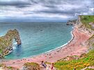 Smile - It`s Durdle Door - HDR by Colin  Williams Photography