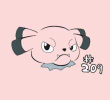 Pokemon 209 Snubbull Kids Tee