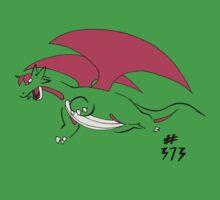Pokemon 373 Salamence Baby Tee