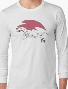 Pokemon 373 Salamence Long Sleeve T-Shirt