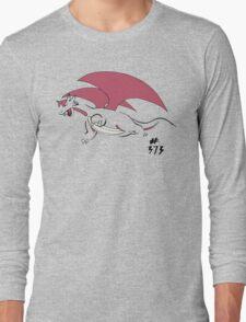 Pokemon 373 Salamence Long Sleeve T-Shirt