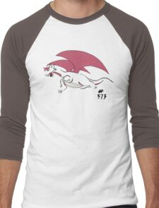 Pokemon 373 Salamence Men's Baseball ¾ T-Shirt