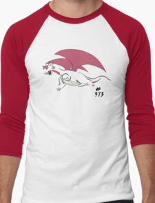 Pokemon 373 Salamence Men's Baseball ¾ T-Shirt