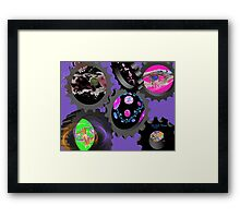 Mechanics of Life Framed Print