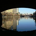 Under the bridges of Melbourne by PhotosByG
