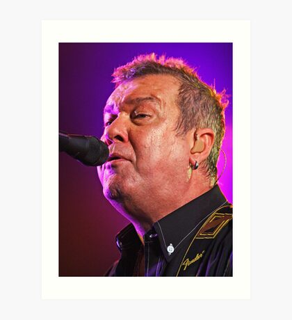 Jimmy Barnes Art Print