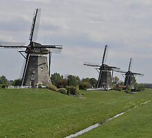 Dutch windmills by Frits Klijn (klijnfoto.nl)