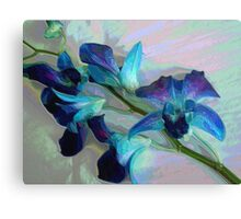 Singapore Orchid - a gift Canvas Print