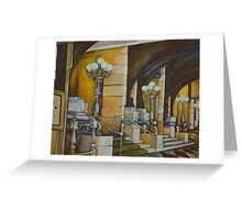 The Plaza Hotel, New York City Greeting Card