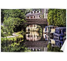 Rochdale Canal  Poster