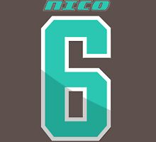 Nico ROSBERG_#6_2014_Helmet Unisex T-Shirt