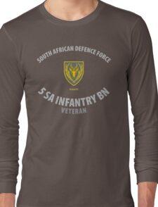 SADF 5 SA Infantry Battalion Veteran  Long Sleeve T-Shirt