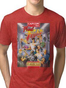 FINAL FIGHT Tri-blend T-Shirt