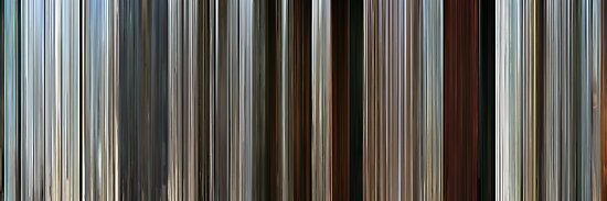 Moviebarcode: Rango (2011) by moviebarcode