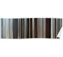 Moviebarcode: Rango (2011) Poster