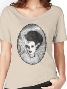 The Bride of Frankenstein Women's Relaxed Fit T-Shirt