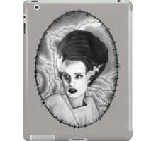 The Bride of Frankenstein iPad Case/Skin