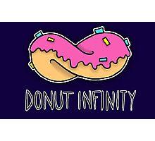 Donut Infinity Photographic Print