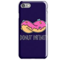 Donut Infinity iPhone Case/Skin