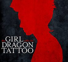 The Girl With The Dragon Tattoo by Zoe Toseland