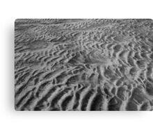 Silver Strand Beach Metal Print