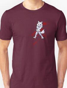 Cute anthro white wolf T-Shirt