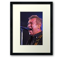Jimmy Barnes Framed Print