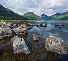 Wastwater English Lake District by jacqi