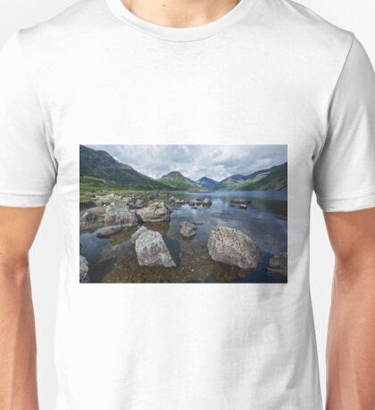 Wastwater English Lake District Unisex T-Shirt