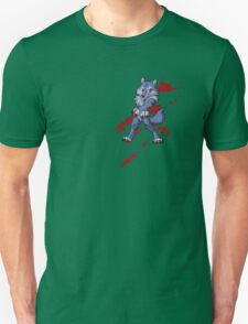 Cute anthro blue wolf T-Shirt