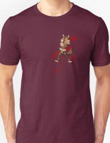 Cute anthro brown wolf T-Shirt