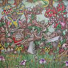 camouflage goblin troop by woodrowsworld