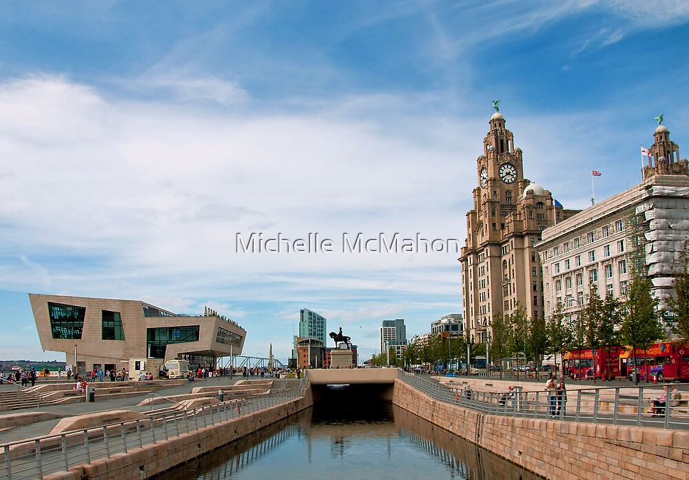 Liver building.. by Michelle McMahon