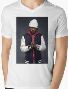 Future Mens V-Neck T-Shirt