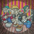 Gobln Band Live! by woodrowsworld
